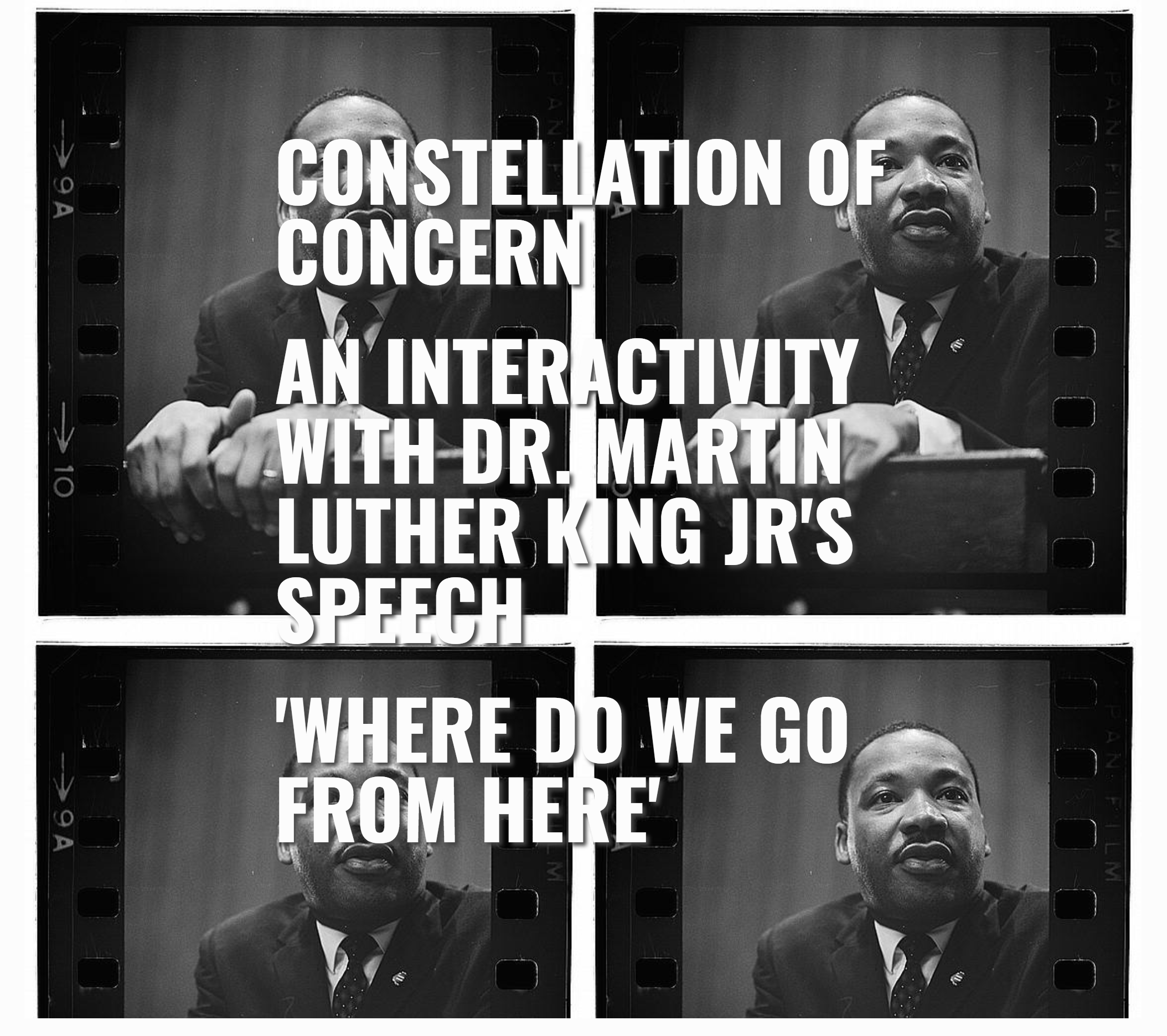 MLK Constellation of Concern Activity