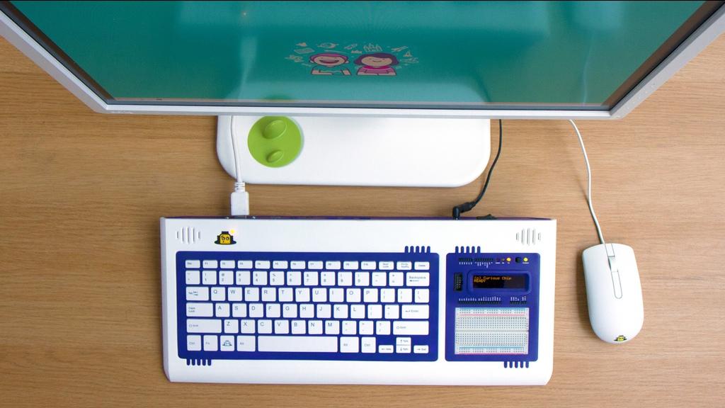 On-hold Kickstarter 'computer for creative kids' looks awesome